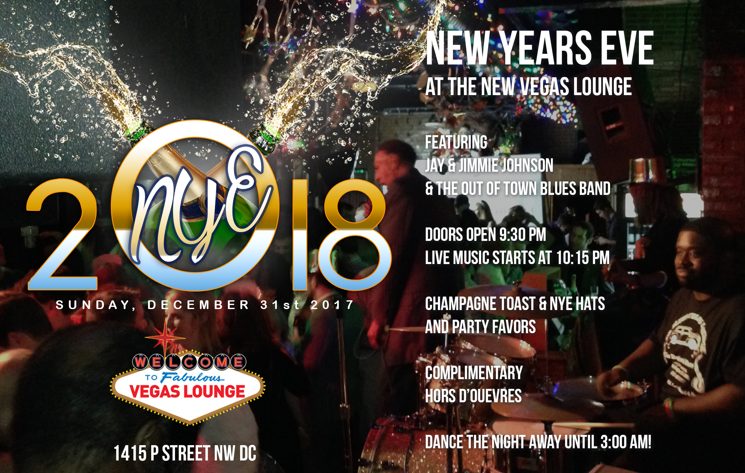 GET TICKETS FOR NEW YEARS EVE 2016